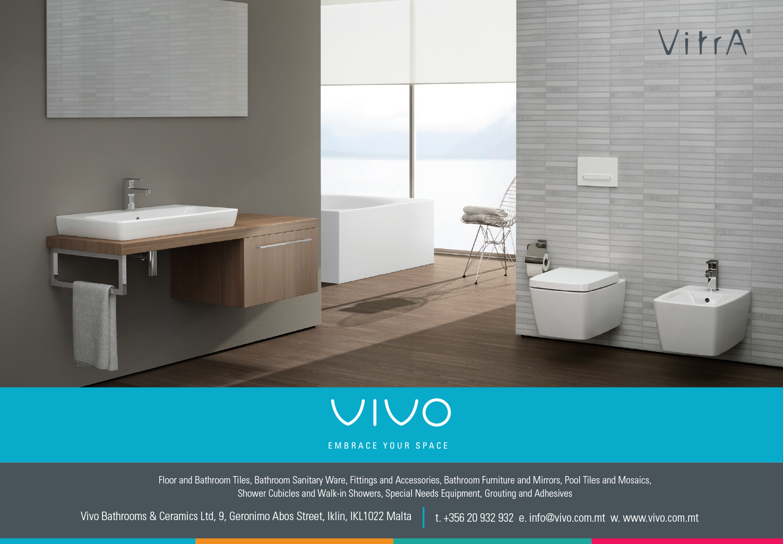 Bathroom Mirrors Malta vivo bathrooms and ceramics malta iklin media